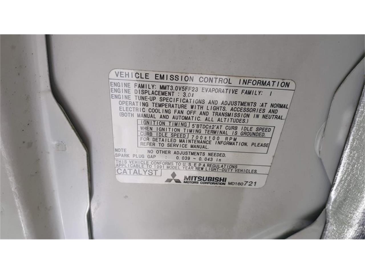 1991 Dodge Stealth (CC-1389769) for sale in Greensboro, North Carolina