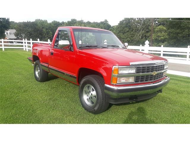 1990 Chevrolet Silverado (CC-1389770) for sale in Greensboro, North Carolina