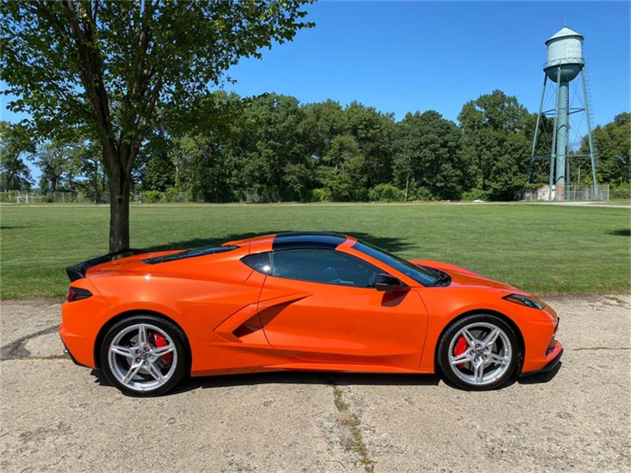 2020 Chevrolet Corvette (CC-1389773) for sale in Shelby Township, Michigan