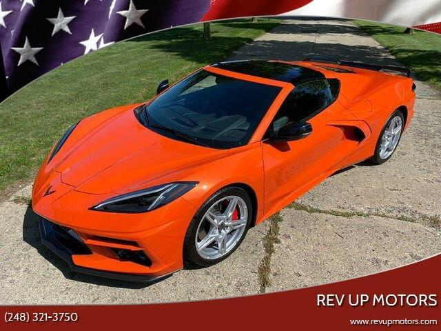 2020 Chevrolet Corvette (CC-1389773) for sale in Shelby Township, Michigan