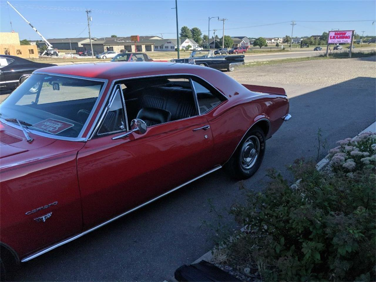 1967 Chevrolet Camaro (CC-1389774) for sale in Spirit Lake, Iowa