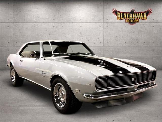 1968 Chevrolet Camaro (CC-1389776) for sale in Gurnee, Illinois