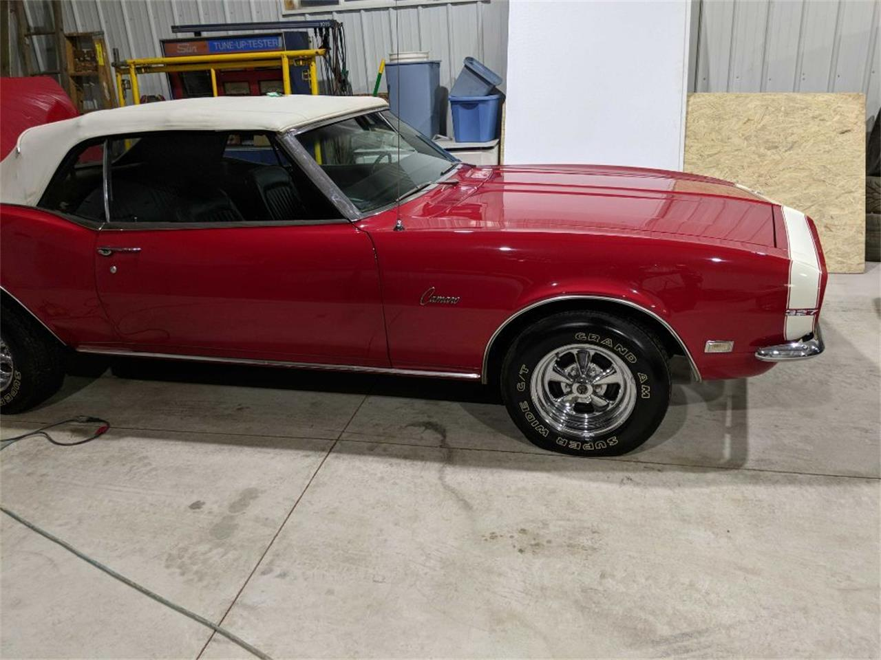 1968 Chevrolet Camaro (CC-1389778) for sale in Spirit Lake, Iowa