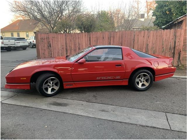1988 Chevrolet Camaro (CC-1389779) for sale in Roseville, California