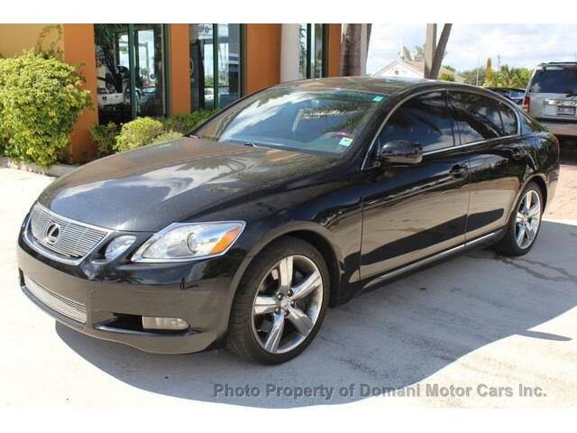 2007 Lexus GS300 (CC-1389782) for sale in Delray Beach, Florida