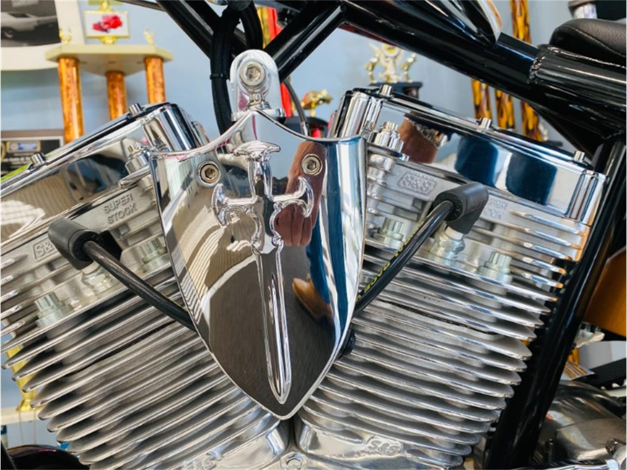 2009 Orange County Choppers Motorcycle (CC-1380979) for sale in Mundelein, Illinois