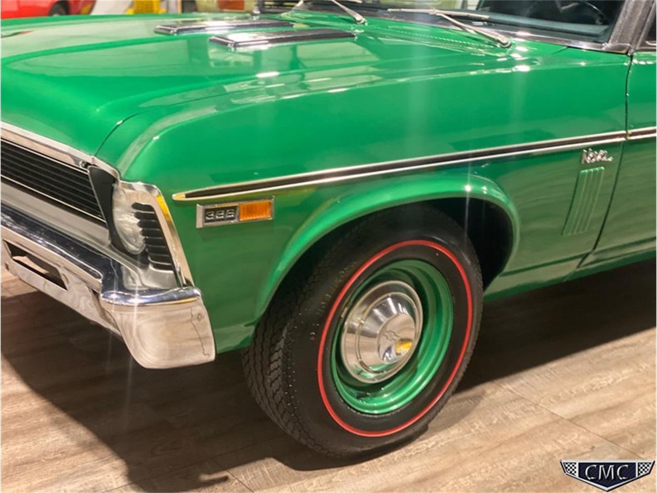 1969 Chevrolet Nova (CC-1389795) for sale in Apex, North Carolina