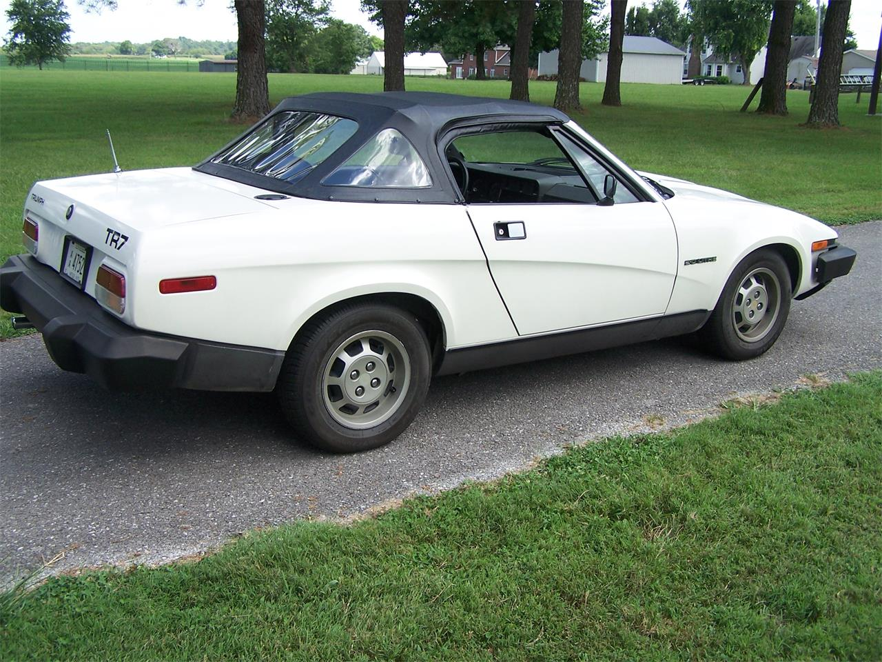 1981 Triumph TR7 (CC-1389802) for sale in Clarksville, Tennessee