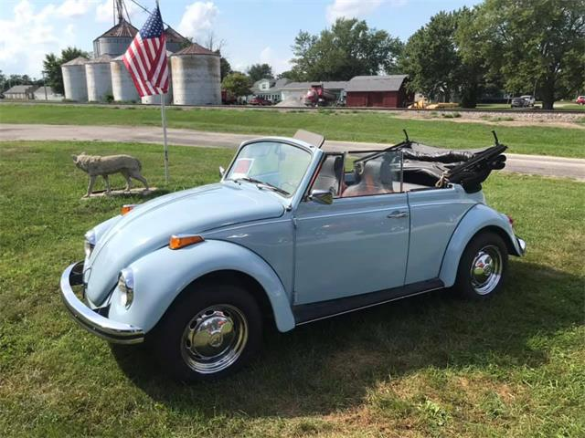 1970 Volkswagen Beetle (CC-1389808) for sale in BENTON, Kansas