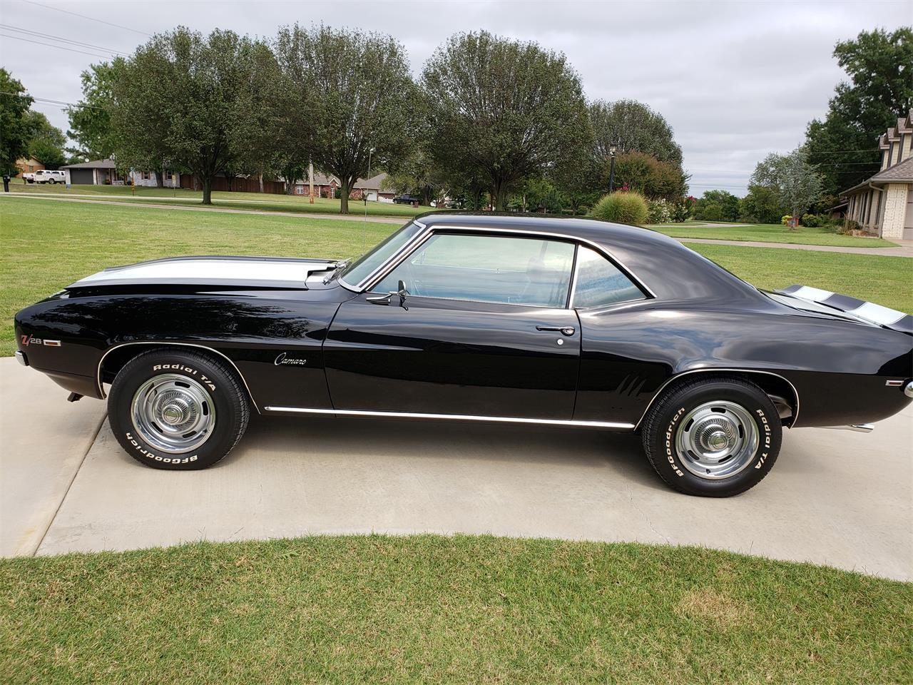 1969 Chevrolet Camaro Z28 (CC-1389811) for sale in Cushing, Oklahoma