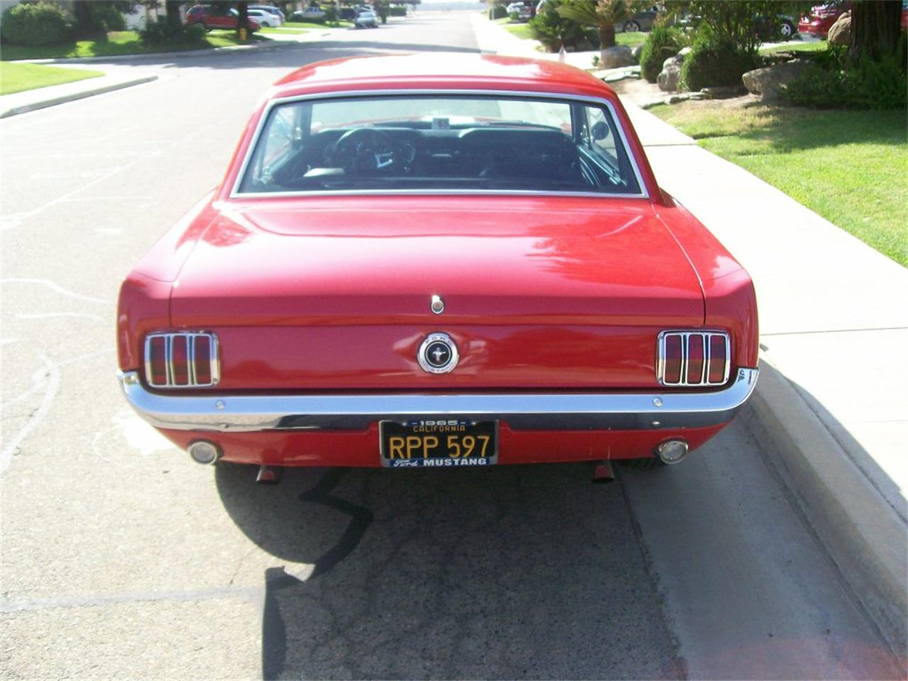 1965 Ford Mustang (CC-1389813) for sale in Visalia, California