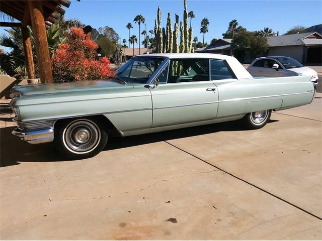 1964 Cadillac Coupe DeVille (CC-1389818) for sale in Austin, Texas
