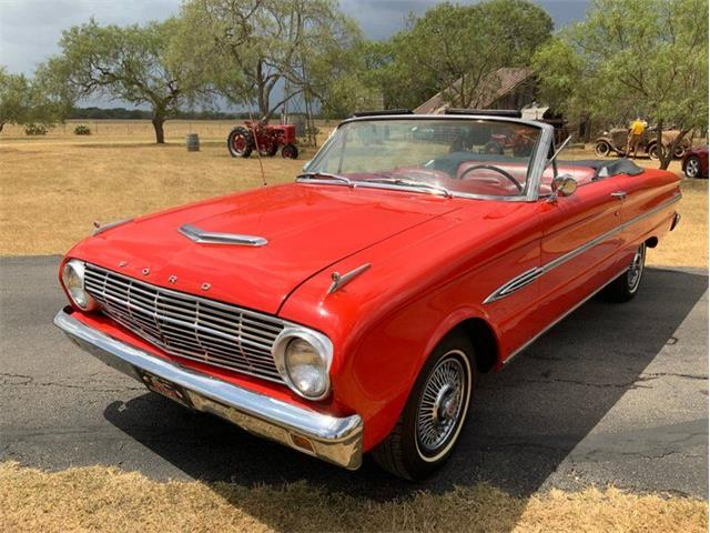 1963 Ford Falcon (CC-1389831) for sale in Fredericksburg, Texas
