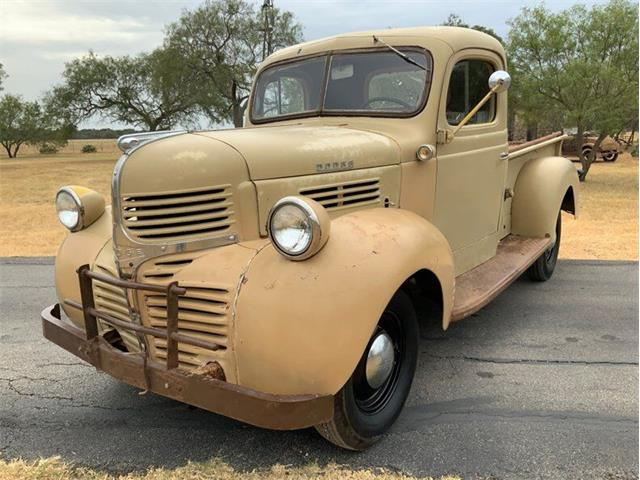 1947 Dodge 100 (CC-1389835) for sale in Fredericksburg, Texas