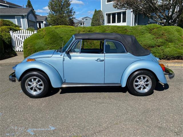 1975 Volkswagen Beetle (CC-1389845) for sale in Milford City, Connecticut