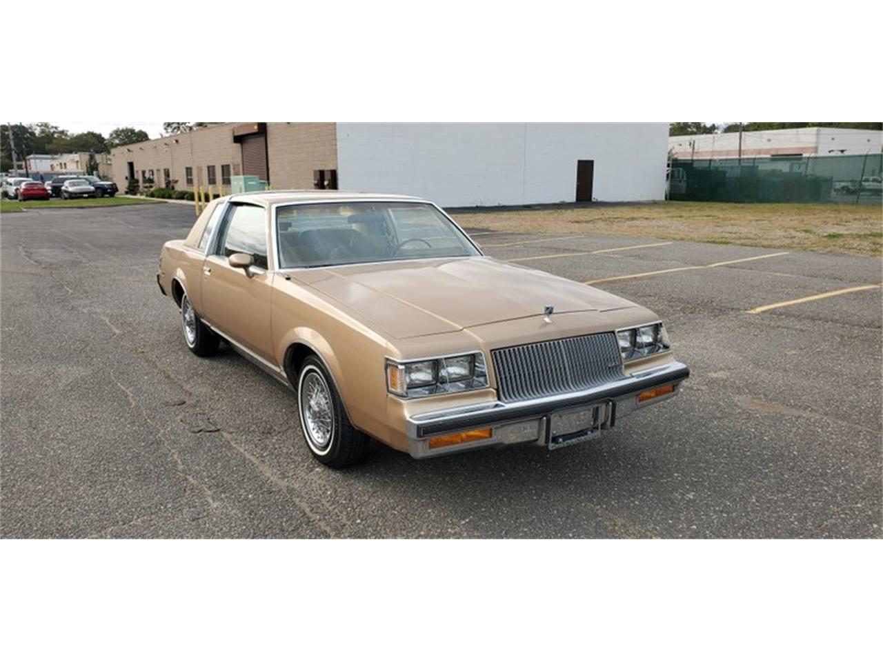 1987 Buick Regal (CC-1389847) for sale in West Babylon, New York
