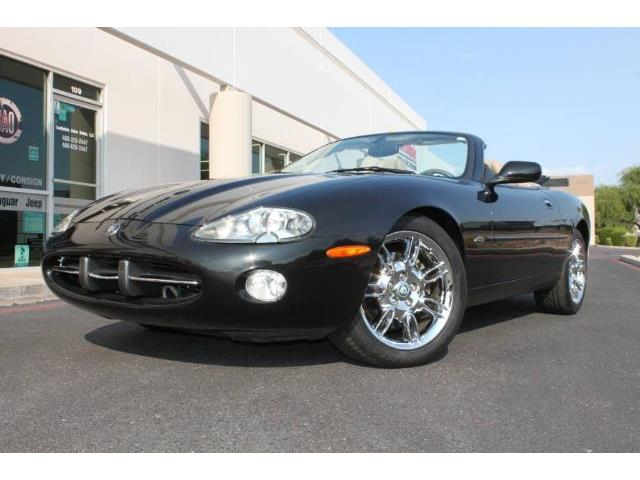 2002 Jaguar XK8 (CC-1389852) for sale in Scottsdale, Arizona