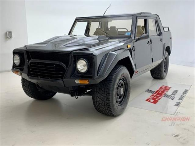 1989 Lamborghini LM002 (CC-1389860) for sale in Syosset, New York