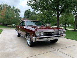 1967 Chevrolet Chevelle SS (CC-1389867) for sale in NORTH ROYALTON, Ohio