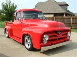 1955 Ford F100 (CC-1389876) for sale in Mustang, Oklahoma