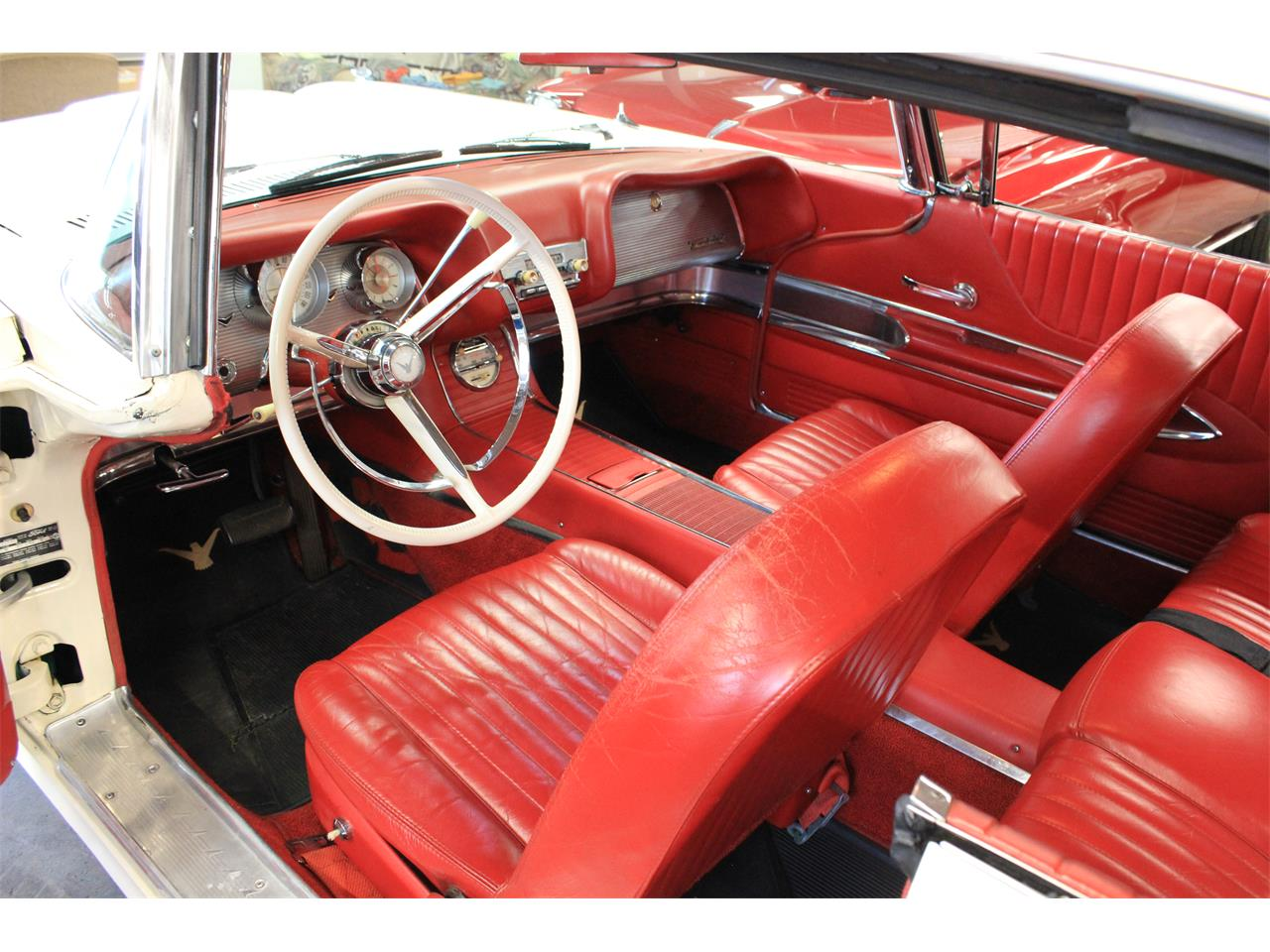 1960 Ford Thunderbird (CC-1389884) for sale in Pittsburgh, Pennsylvania