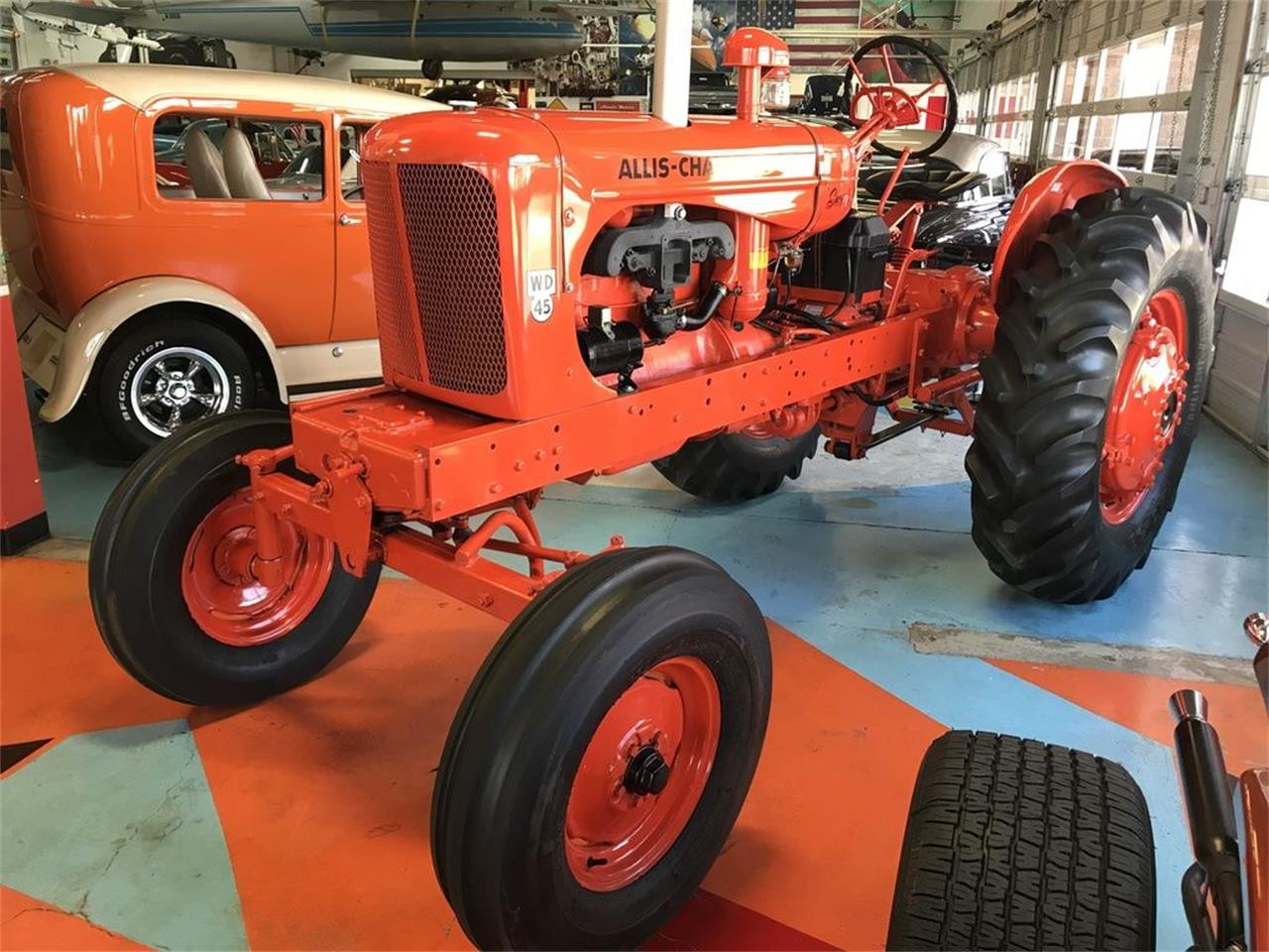 1958 Allis-Chalmers WD45 (CC-1389896) for sale in Henderson, Nevada