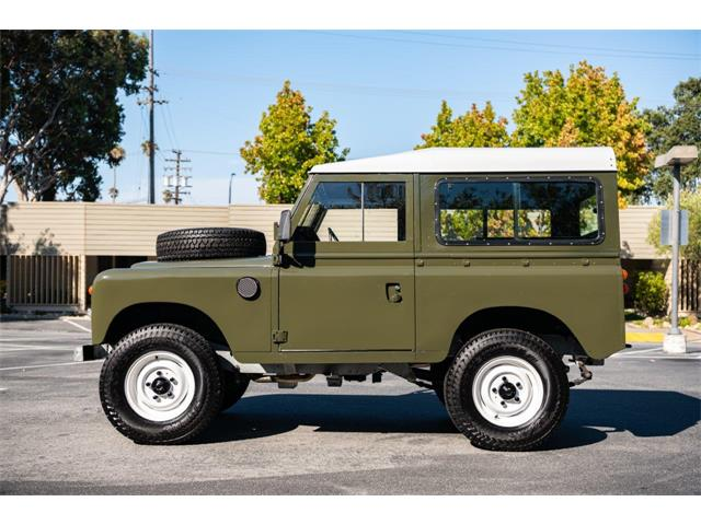 1973 Land Rover Series III (CC-1389909) for sale in San Mateo, California