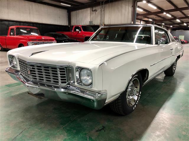 1972 Chevrolet Monte Carlo (CC-1389910) for sale in Sherman, Texas