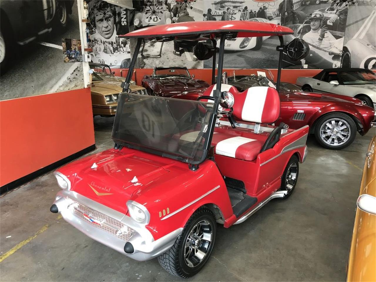 2006 ClubCar 57 Chevy Golf Cart (CC-1389914) for sale in Henderson, Nevada