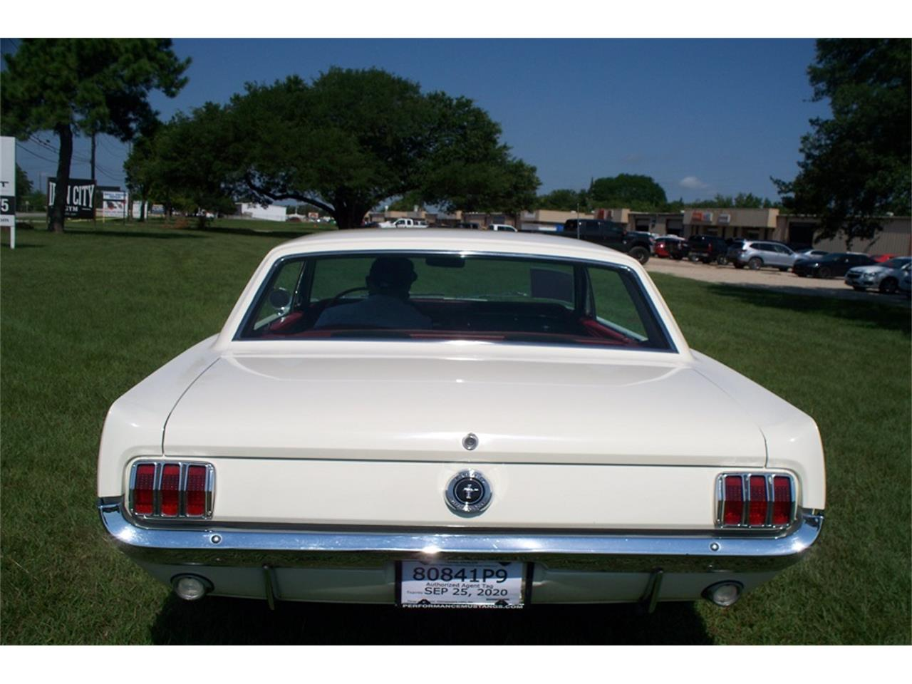 1965 Ford Mustang (CC-1389915) for sale in CYPRESS, Texas