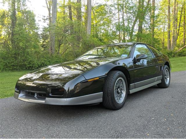 1986 Pontiac Fiero (CC-1389918) for sale in Chester, New Jersey
