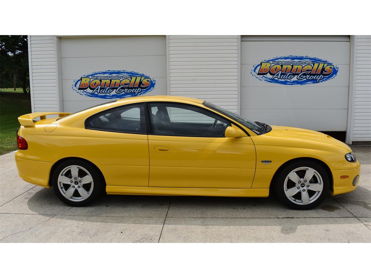 2004 Pontiac GTO (CC-1389919) for sale in Fairview, Pennsylvania