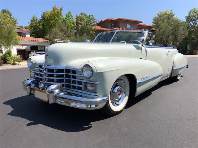 1947 Cadillac Series 62 (CC-1389953) for sale in orange, California
