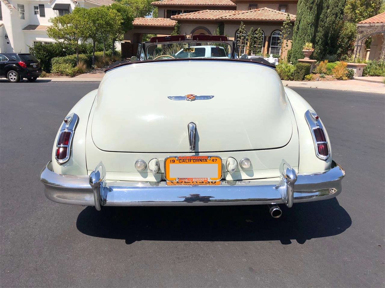 1947 Cadillac Series 62 (CC-1389953) for sale in orange, California