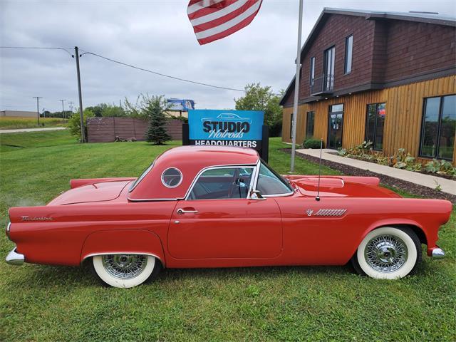 1955 Ford Thunderbird (CC-1389957) for sale in RICHMOND, Illinois