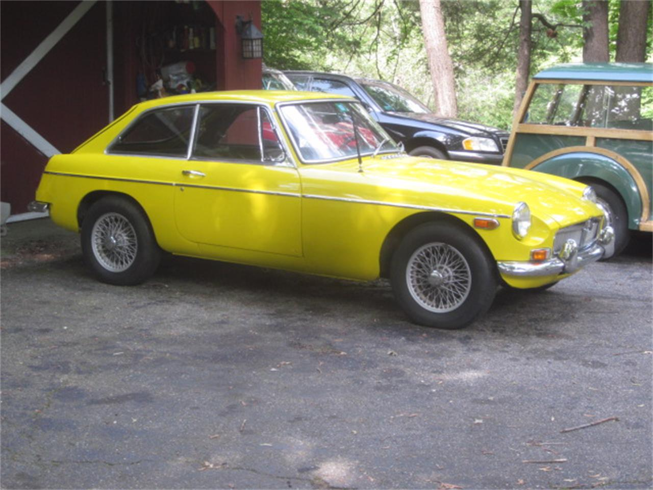 1967 MG MGB GT (CC-1389959) for sale in Stratford, Connecticut