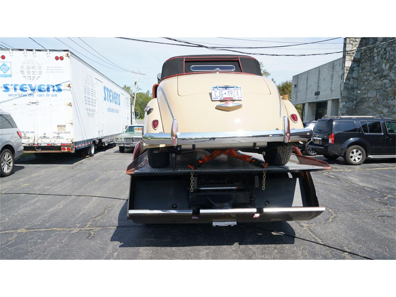 1947 Ford Car Hauler (CC-1389960) for sale in Old Bethpage, New York