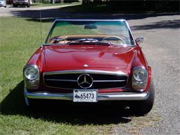 1967 Mercedes-Benz 230SL (CC-1389964) for sale in Essex, Connecticut