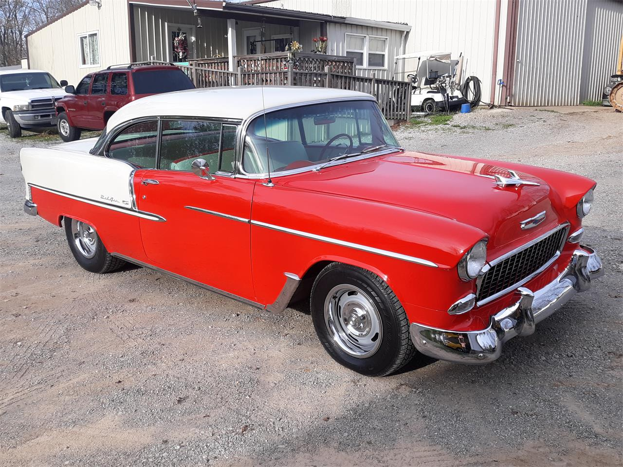 1955 Chevrolet Bel Air (CC-1389966) for sale in Sparta , Tennessee