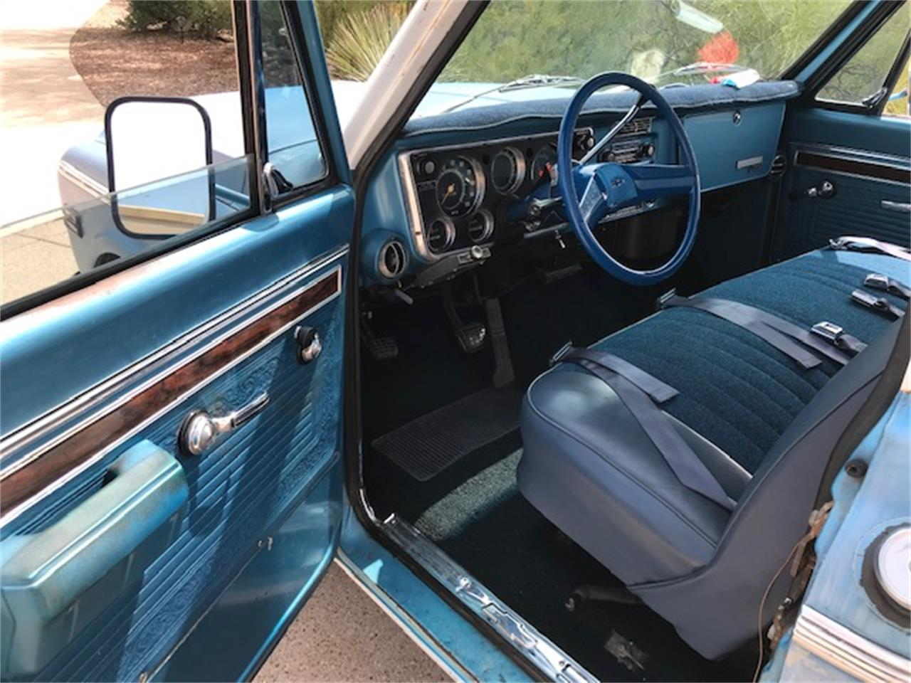 1970 Chevrolet C10 (CC-1389971) for sale in Tucson, Arizona