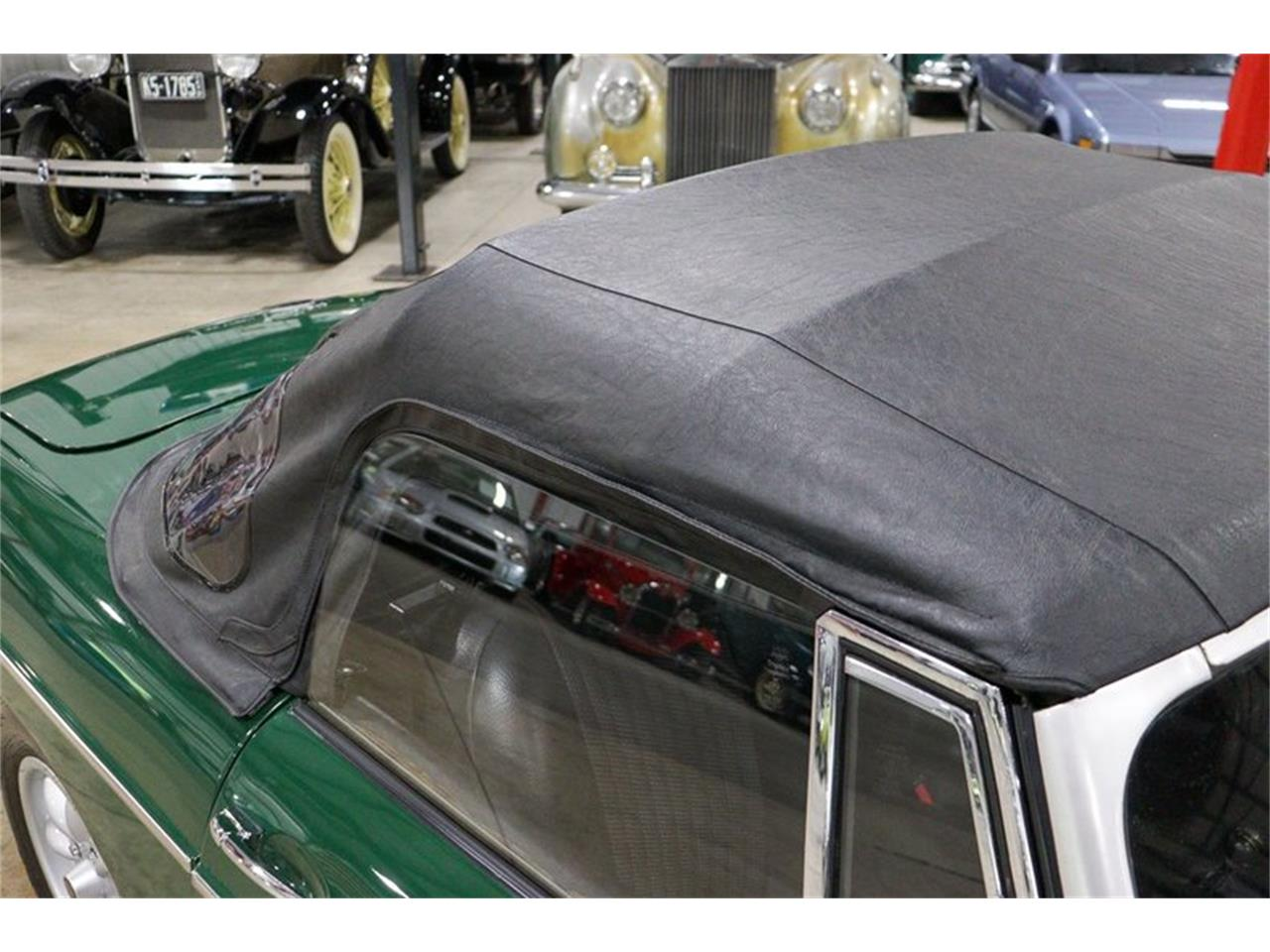 1971 MG MGB (CC-1389974) for sale in Kentwood, Michigan