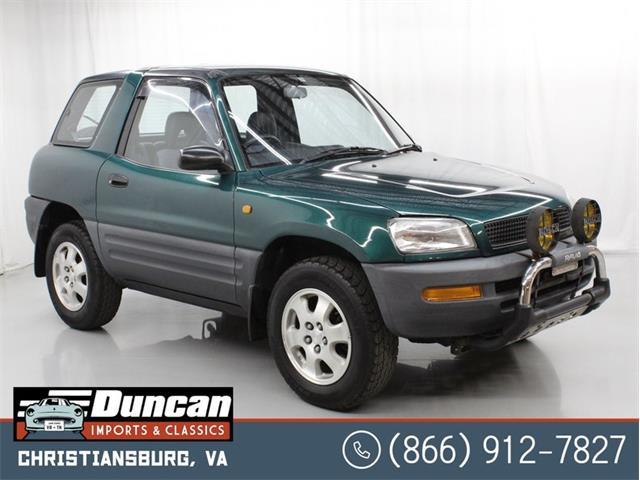 1994 Toyota Rav4 (CC-1389978) for sale in Christiansburg, Virginia
