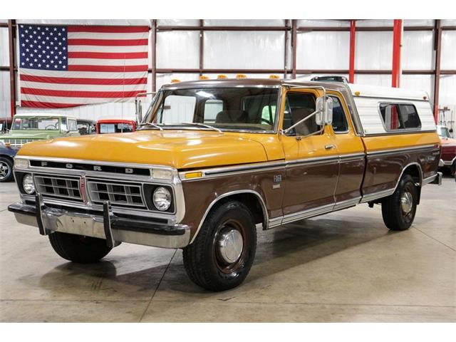 1976 Ford F250 (CC-1389984) for sale in Kentwood, Michigan