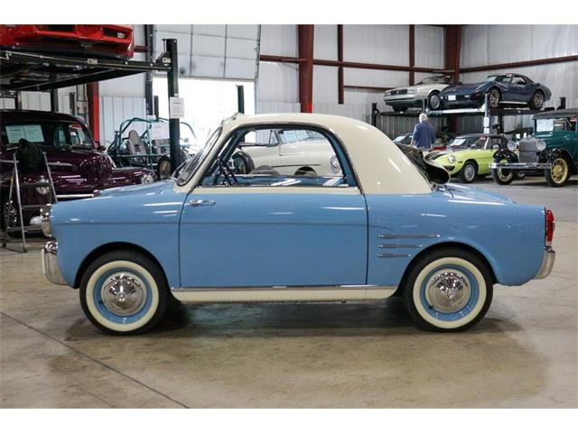 1959 Autobianchi Bianchina Transformable (CC-1389989) for sale in Kentwood, Michigan