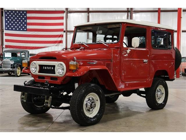1978 Toyota Land Cruiser FJ (CC-1389991) for sale in Kentwood, Michigan