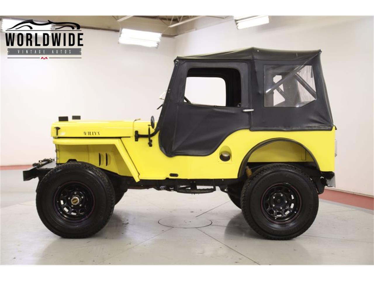 1952 Jeep CJ (CC-1389995) for sale in Denver , Colorado