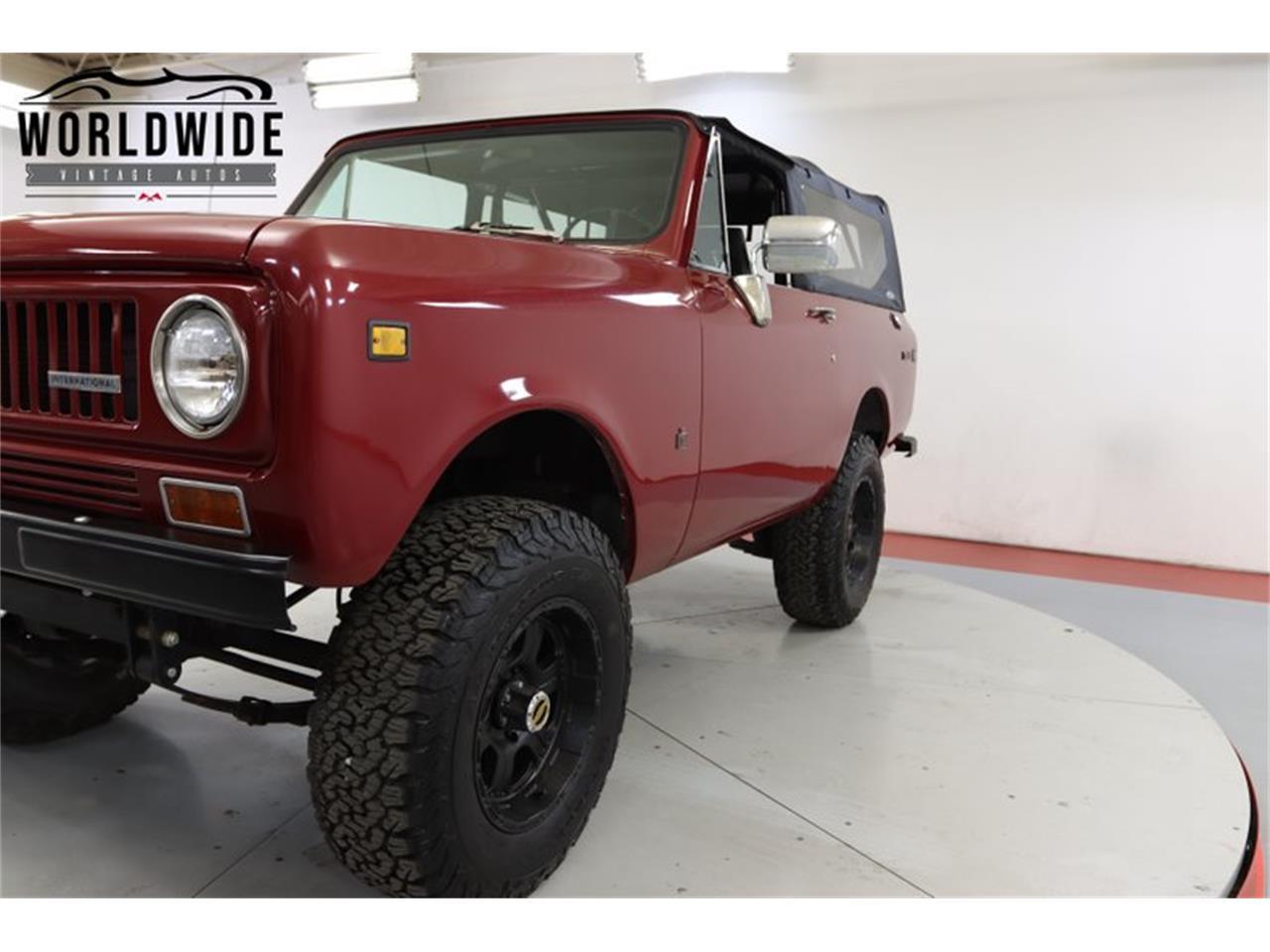 1974 International Scout (CC-1390010) for sale in Denver , Colorado