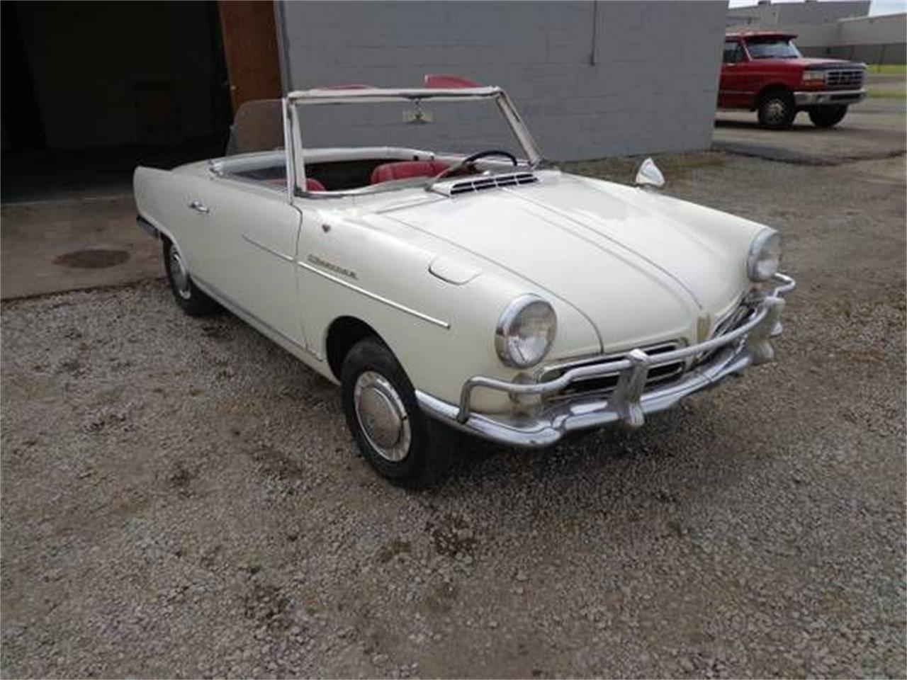 1965 NSU Spyder (CC-1391005) for sale in Cadillac, Michigan