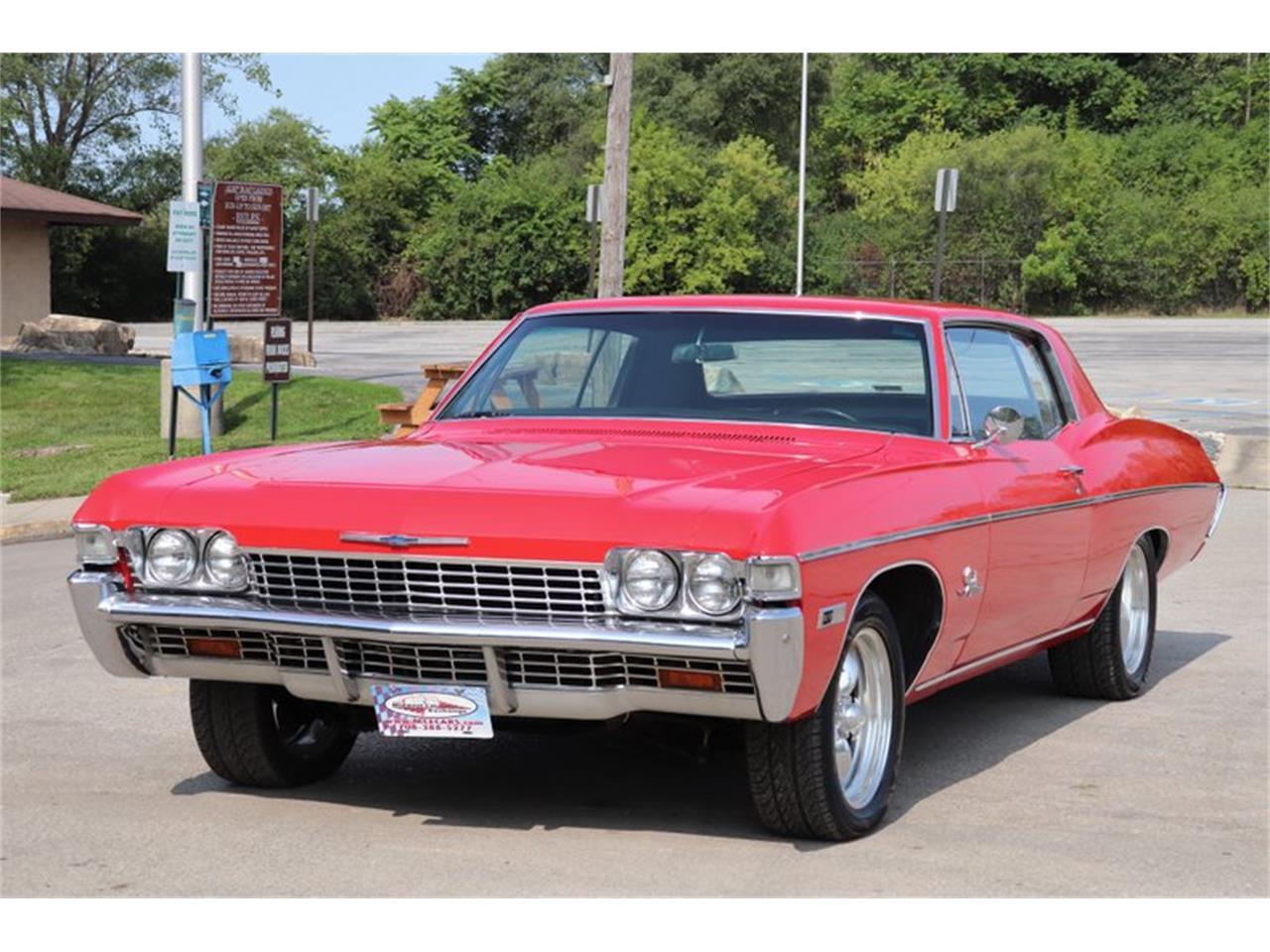 1968 Chevrolet Impala (CC-1391012) for sale in Alsip, Illinois