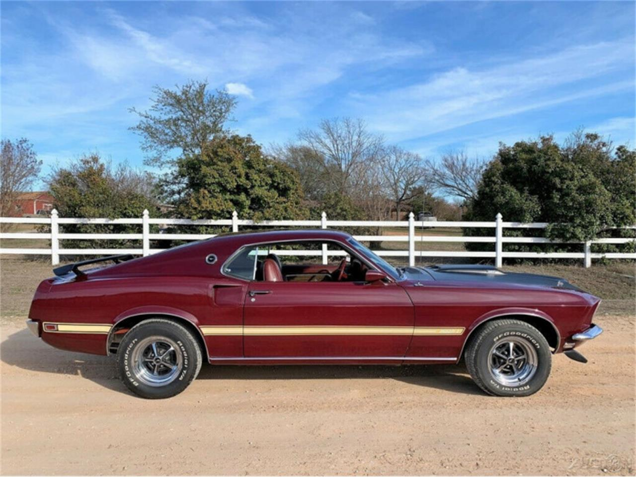 1969 Ford Mustang Mach 1 (CC-1391027) for sale in Peoria, Arizona